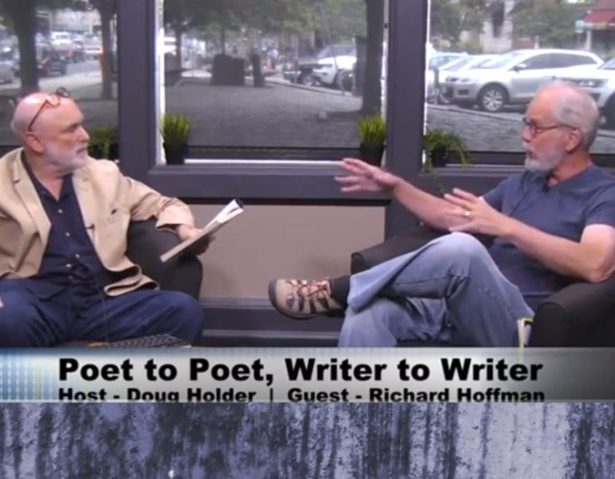 Poet to Poet/Writer to Writer with Doug Holder