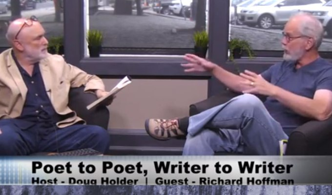 Poet to Poet/Writer to Writer with DougHolder