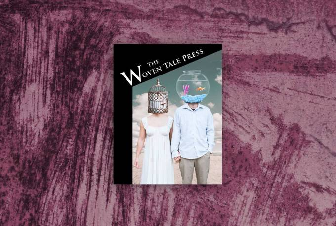"""Interview with the Woven Tale Press: """"I see my younger self in many of today's youngpoets."""""""