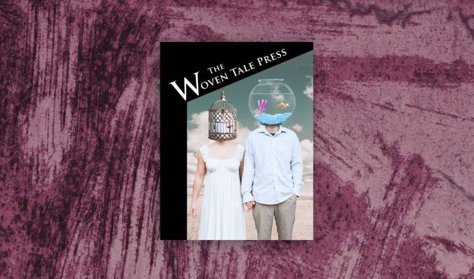 "Interview with the Woven Tale Press: ""I see my younger self in many of today's young poets."""